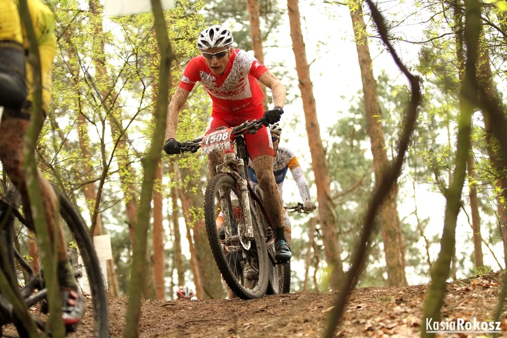 Dominik Grządziel (Romet MTB Team): Bike Maraton – Miękinia