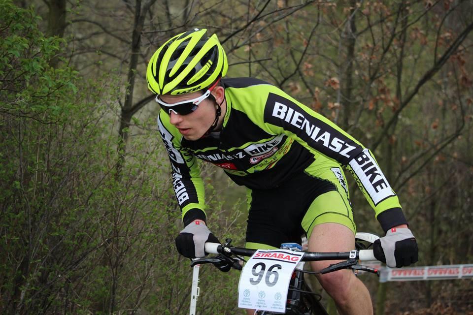 Jakub Zamroźniak (KCP Elzat Bieniasz Bike) – Puchar Czech, Praga