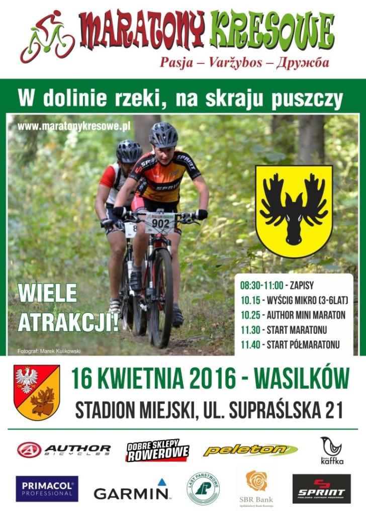 Maratony_Kresowe 2016 wasilków