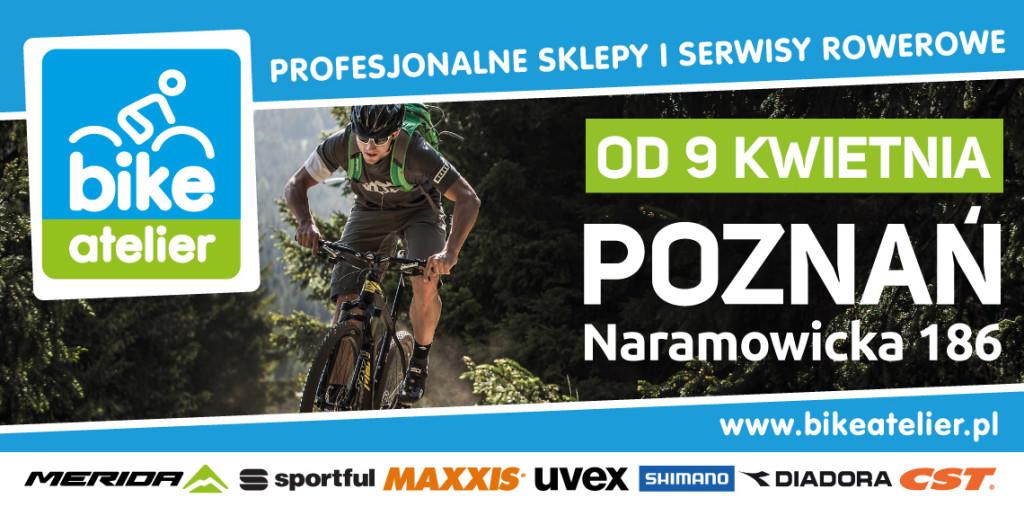 bike atelier poznań