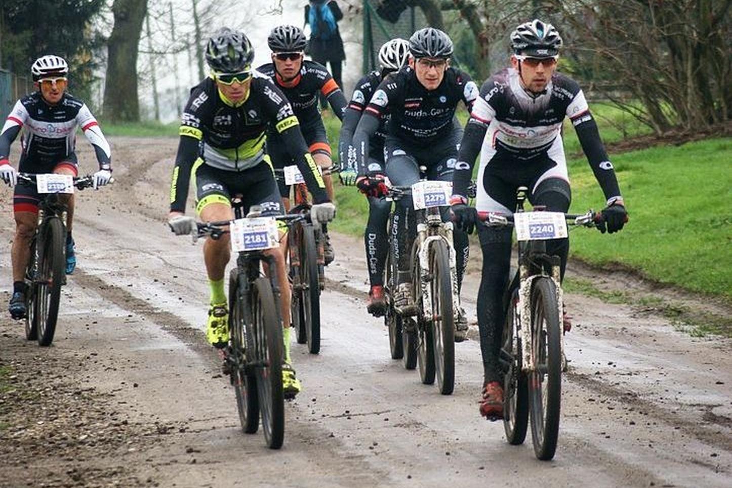 Michał Górniak (Duda Cars TP-Link Rybczyński Team): weekend był udanym przetarciem