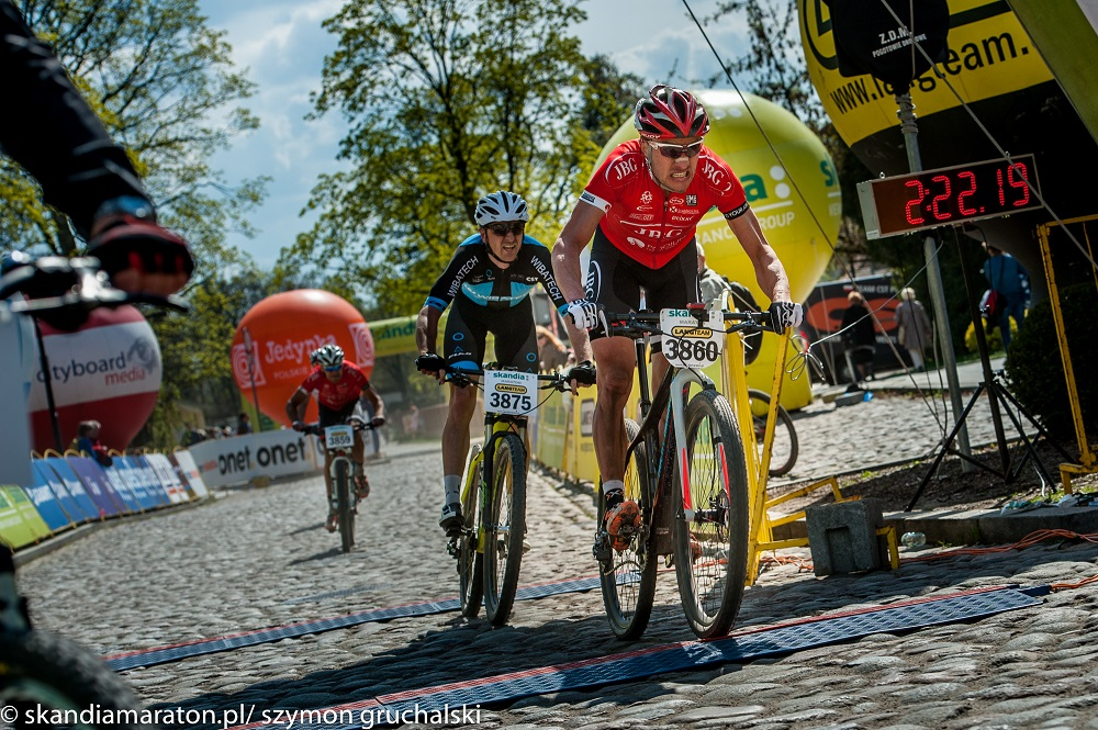 Otwarcie sezonu Skandia Maraton Lang Team w Warszawie [PR]