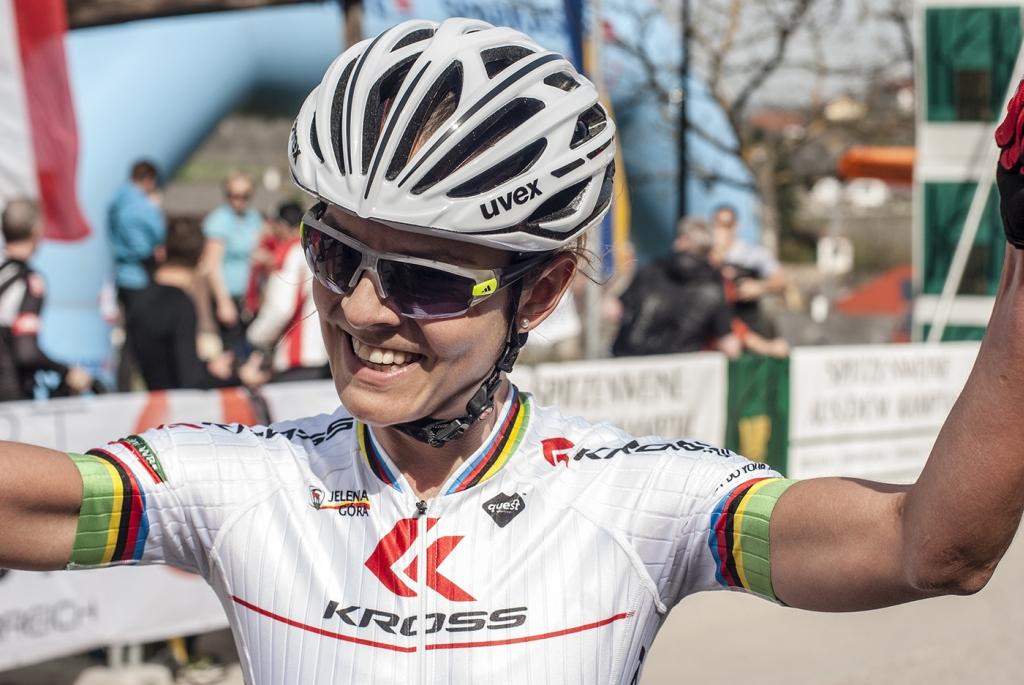 Włoszczowska i Giger wygrywają w Langenlois! [PR]