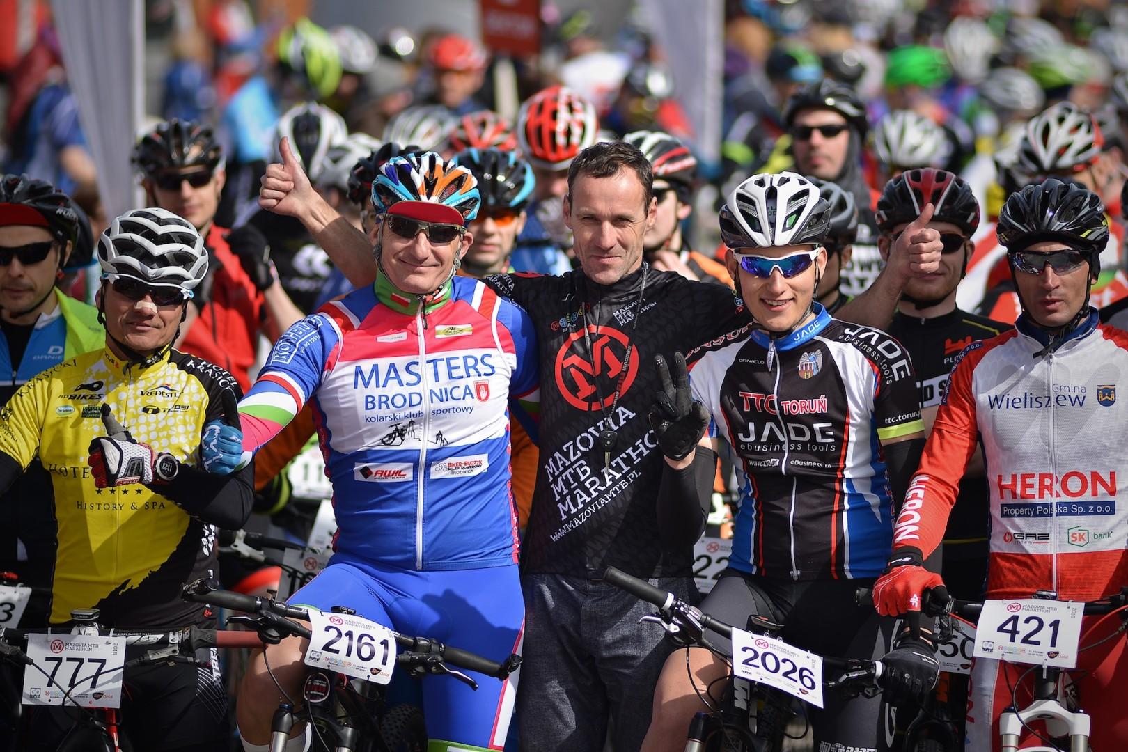 Cezary Zamana: postawiliśmy na większe zaangażowanie lokalnych grup rowerowych
