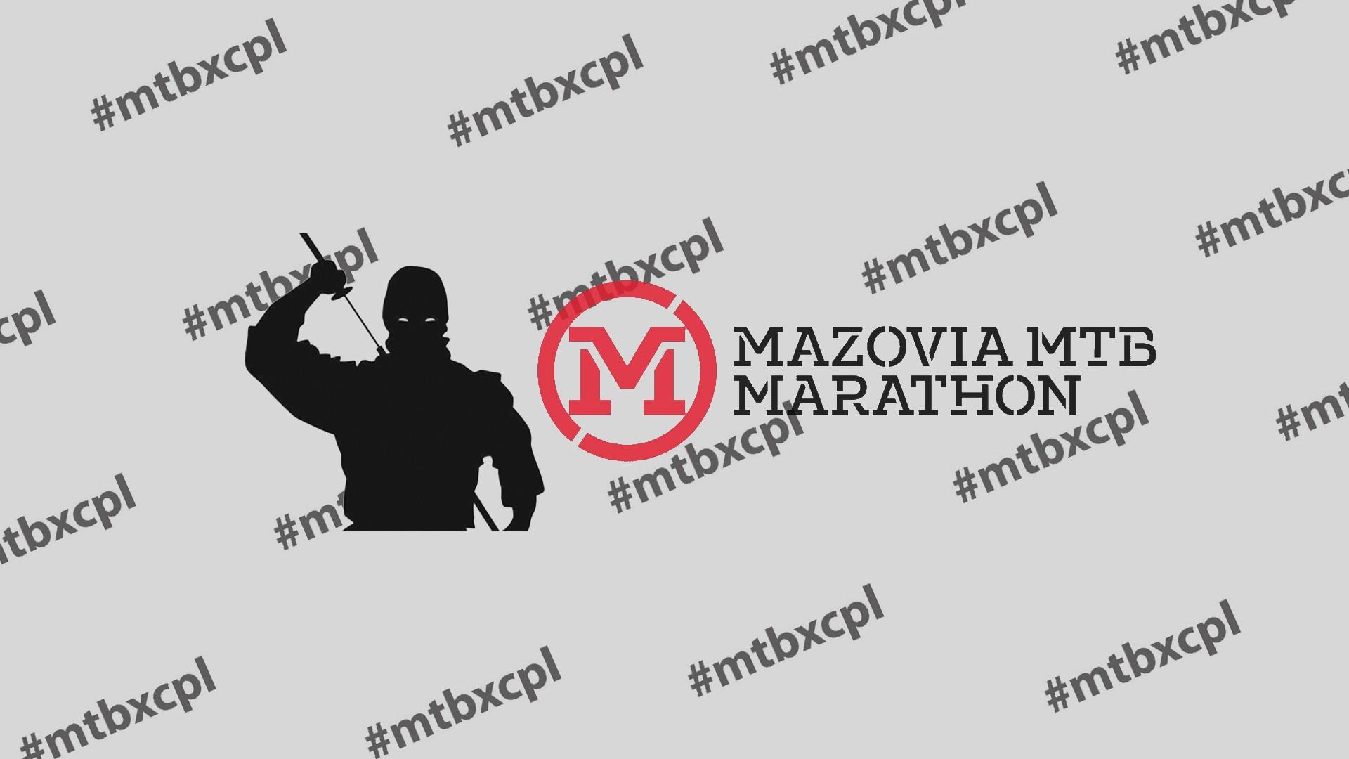 Amator donosi: Mazovia MTB Marathon, Ciechanów