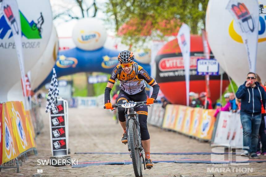 Urszula Luboińska (Trezado BikeTires.pl) – Poland Bike, Nowy Dwór Mazowiecki