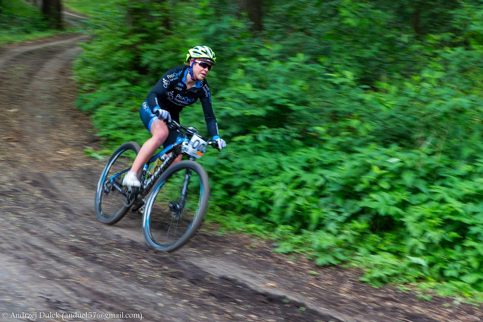 Katarzyna Łysek (Procycling.pl) – XCM Miłosna, Kwidzyn
