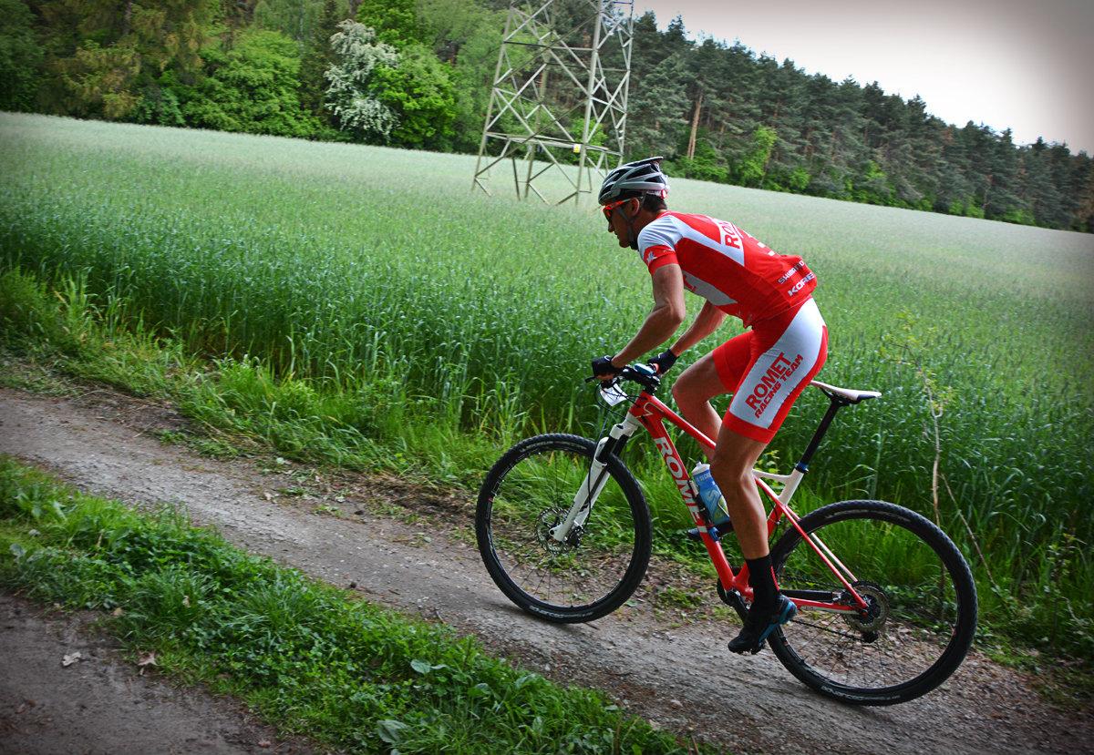 Bartosz Janowski (Romet Racing Team) – Bike Maraton, Zdzieszowice