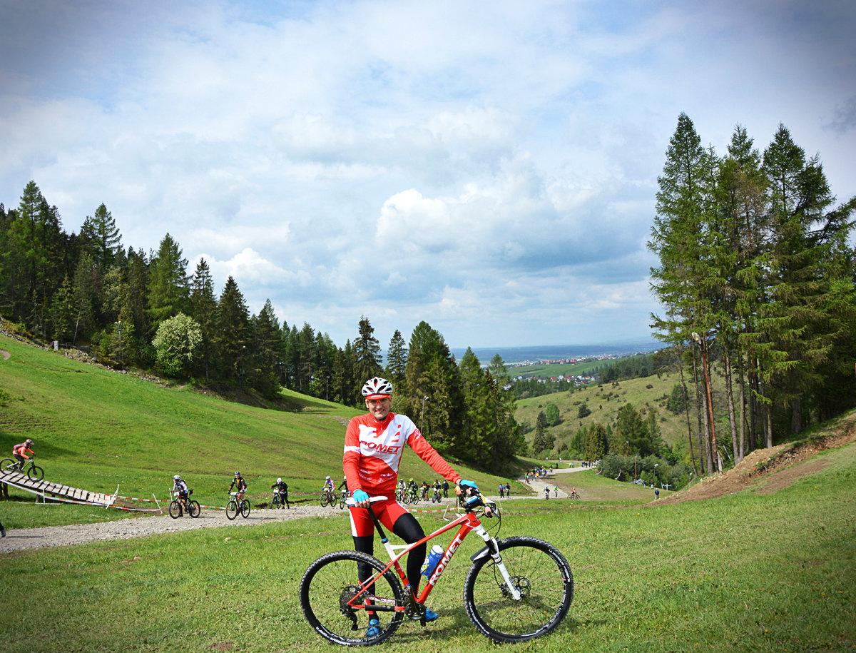 Bartosz Janowski (Romet Racing Team) – Cyklokarpaty, Kluszkowce