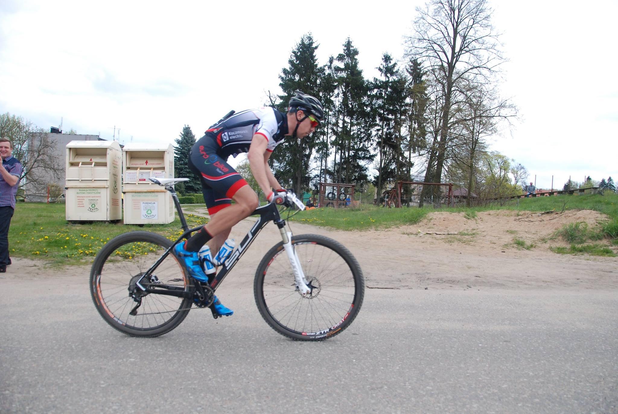 Bartosz Kołodziejczyk (Euro Bike Kaczmarek Electric) – Bike Cross Maraton, Chodzież