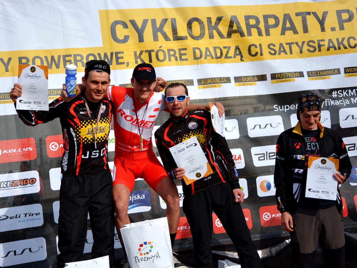 Bartosz Janowski (Romet MTB Team) – Cyklokarpaty, Przemyśl