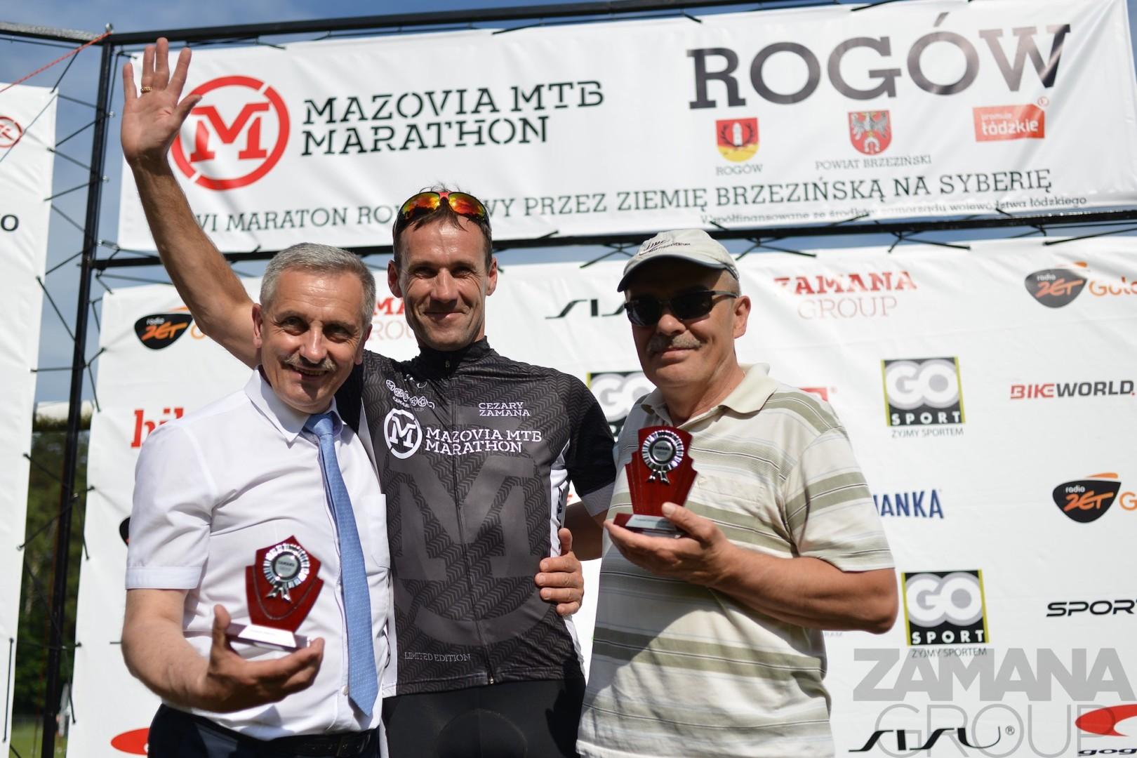 Udany maraton w Rogowie