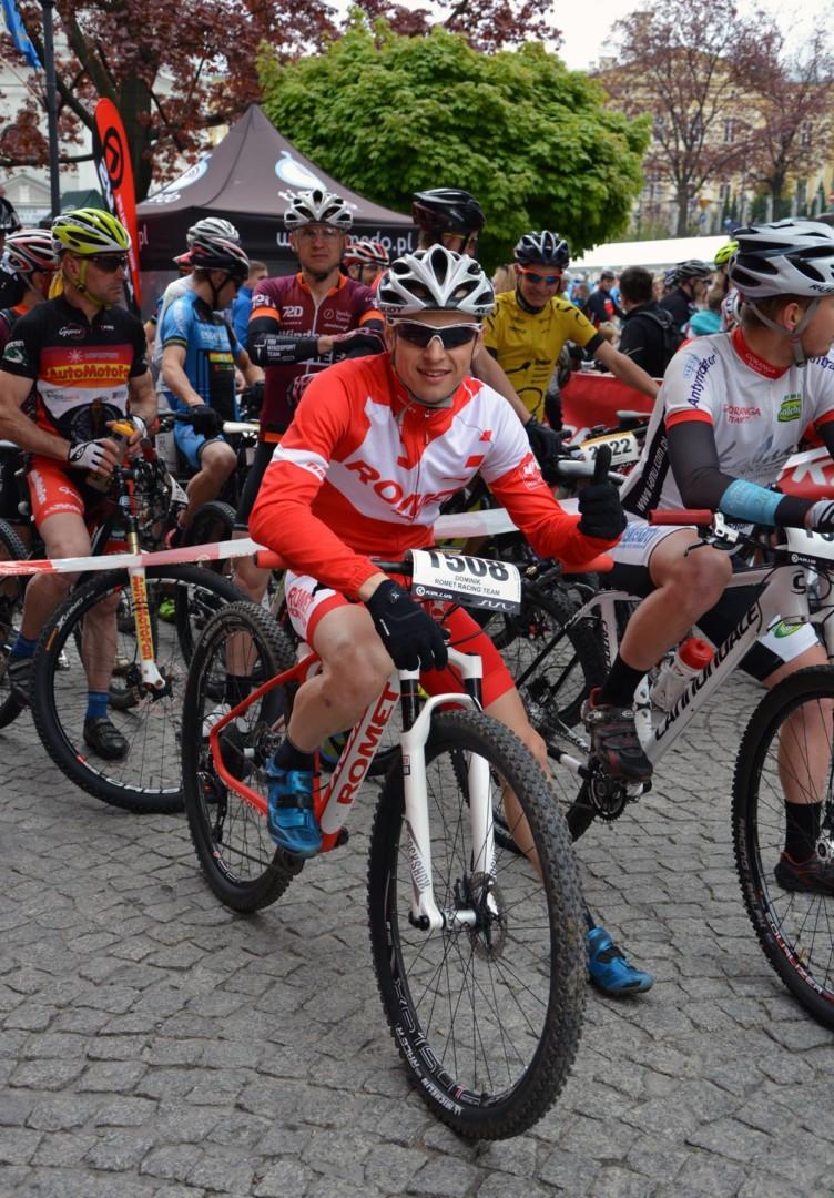 Dominik Grządziel (Romet Racing Team) – Cyklokarpaty, Przemyśl 2016 1