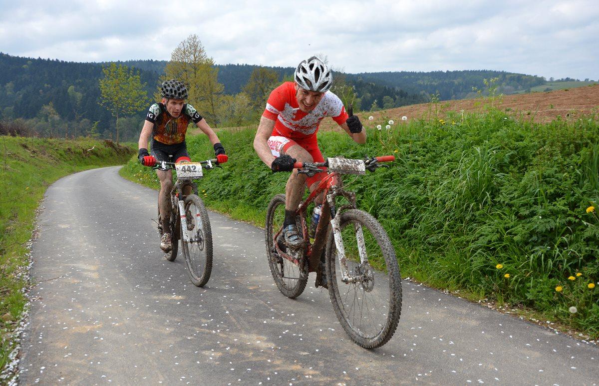 Dominik Grządziel (Romet Racing Team) – Cyklokarpaty, Przemyśl