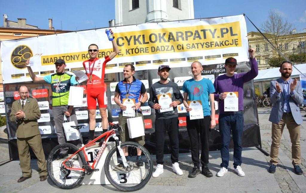 Dominik Grządziel (Romet Racing Team) - Cyklokarpaty, Przemyśl 2016 3