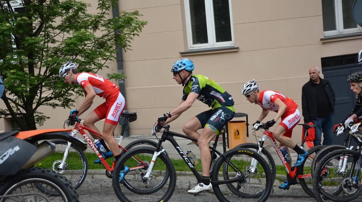 Dominik Grządziel (Romet Racing Team) – Cyklokarpaty, Przemyśl 2016 4