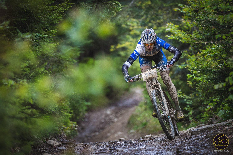 Łukasza Chalastra (Prema Cycling Team) – Cyklokarpaty, Kluszkowce