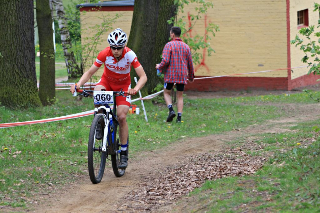 Maciej Jeziorski (Romet Racing Team) - Puchar Mazowsza Zgierz 2016 1