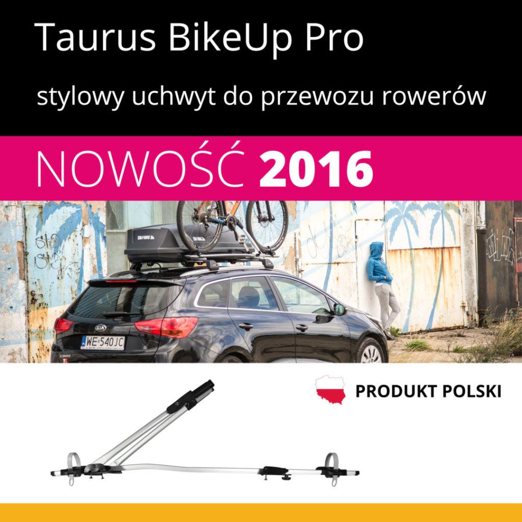 Taurus BikeUp Pro plakat