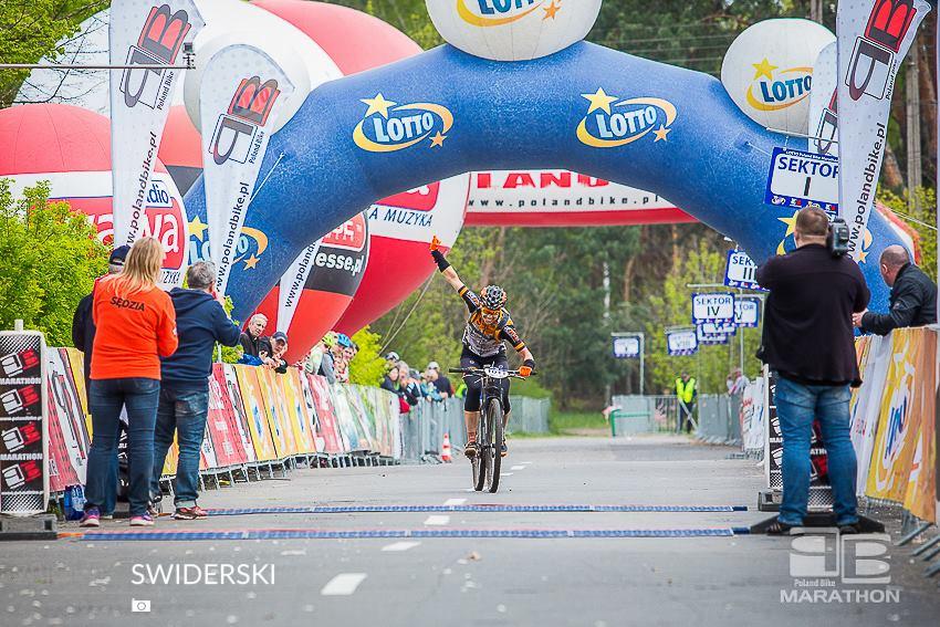 Urszula Luboińska (Trezado BikeTires.pl) – Poland Bike, Legionowo