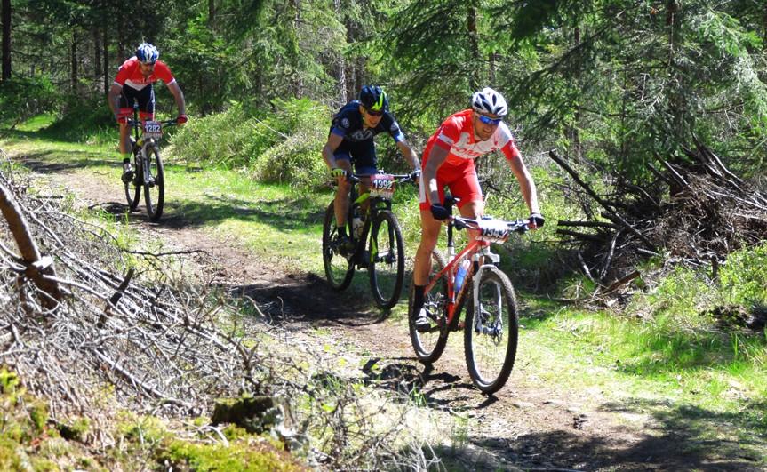 Bartosz Janowski (Romet MTB Team) – Bike Maraton, Polanica Zdrój