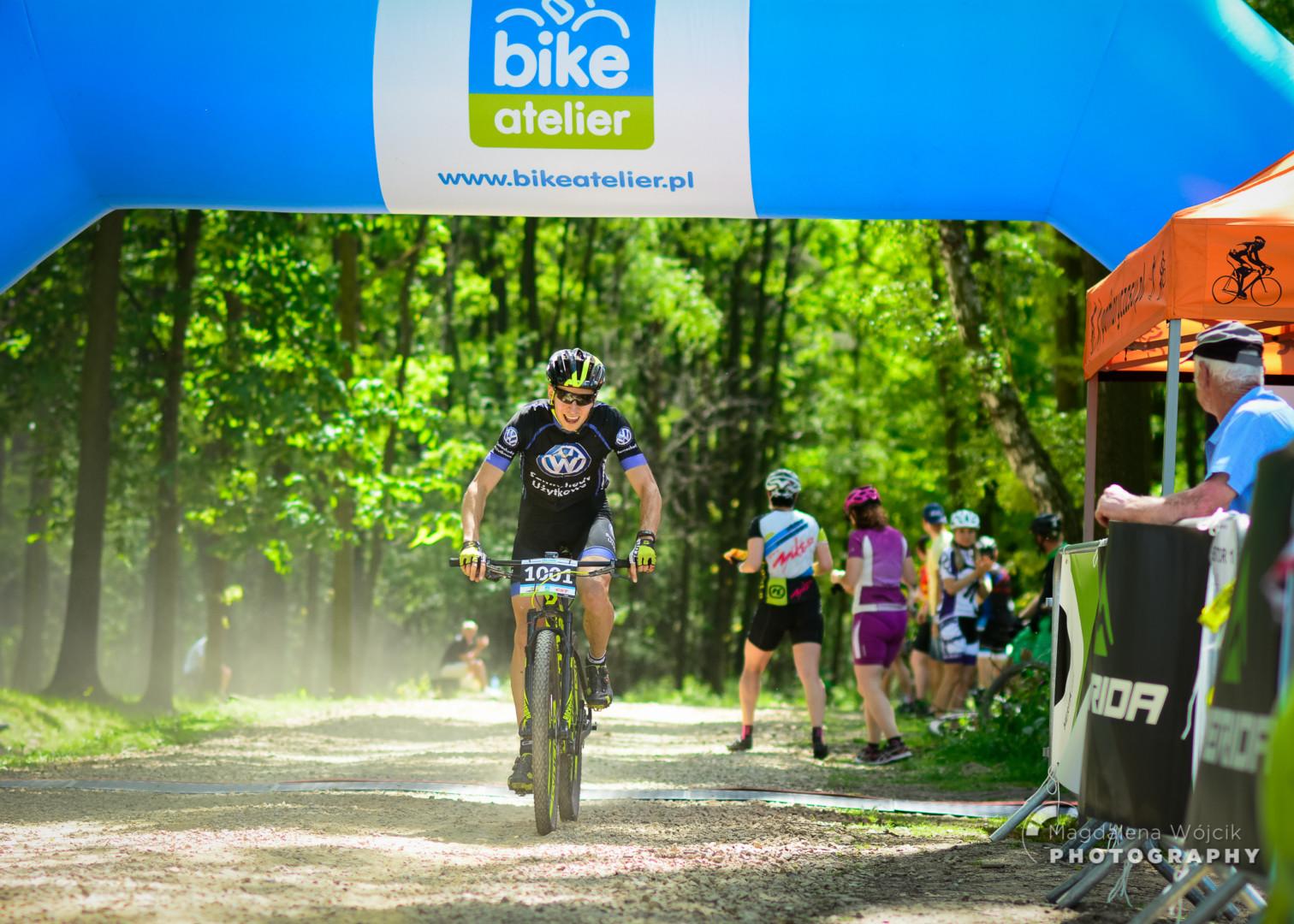 Rekord frekwencji w Bike Atelier MTB Maraton w Tychach