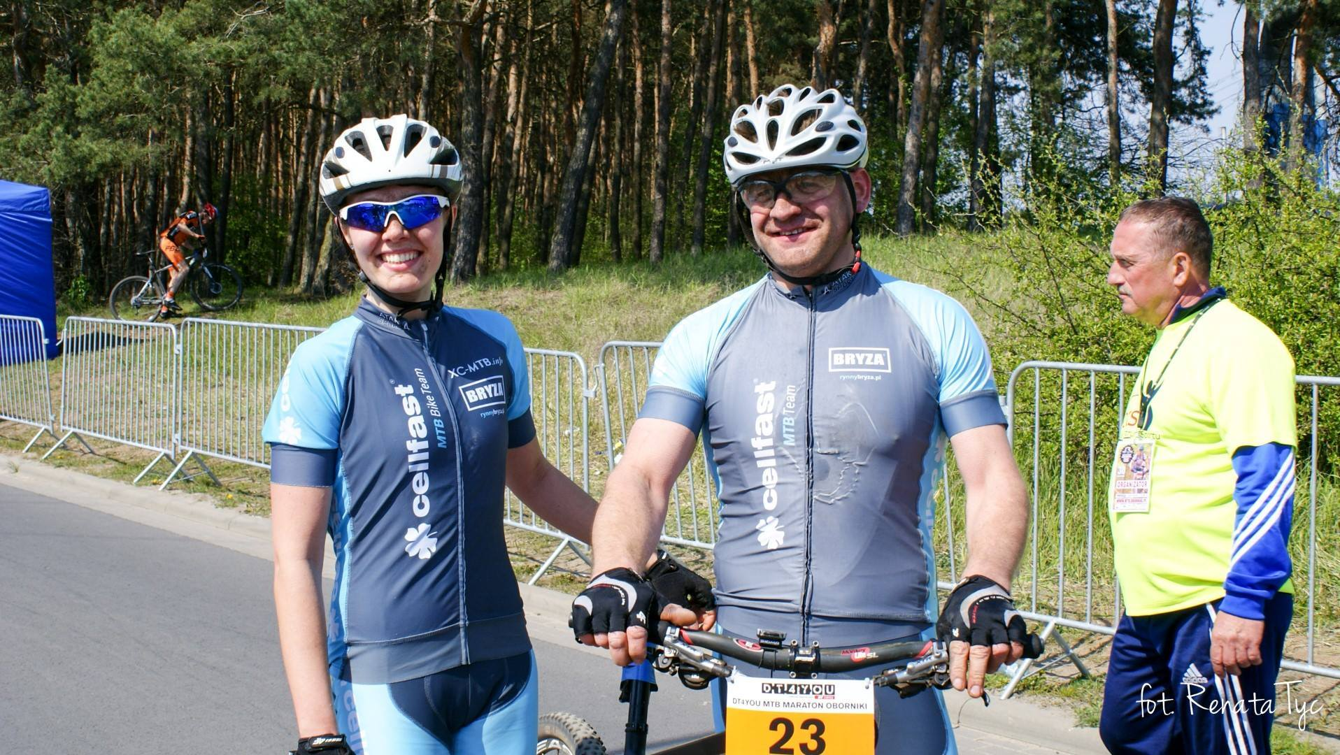 Daria Kasztarynda (Cellfast MTB Bike Team) – Bike Cross Maraton, Chodzież