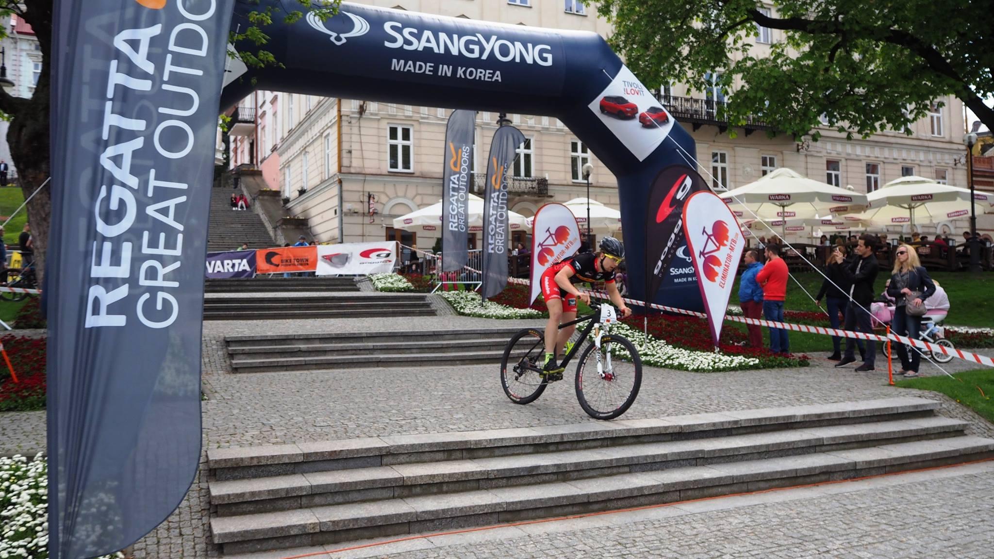 Jacek Solarz (PSK Olimpionik Przemyśl) – Eliminator MTB, Przemyśl