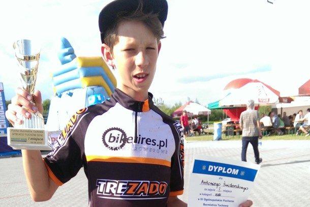 Antoni Świderski (Trezado BikeTires.pl) – Puchar Polski, Tuchów