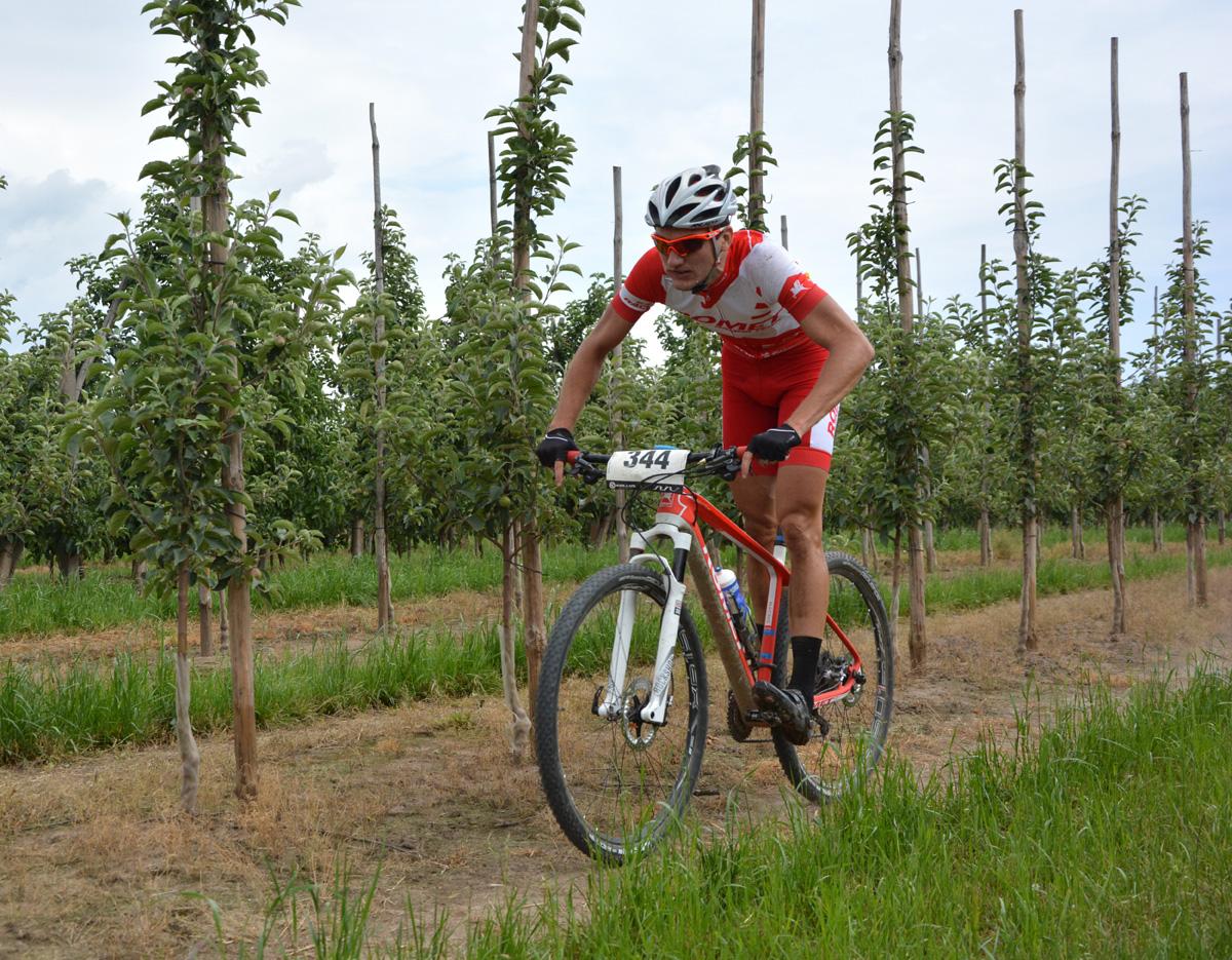 Bartosz Janowski (Romet MTB Team) – Cyklokarpaty, Sandomierz