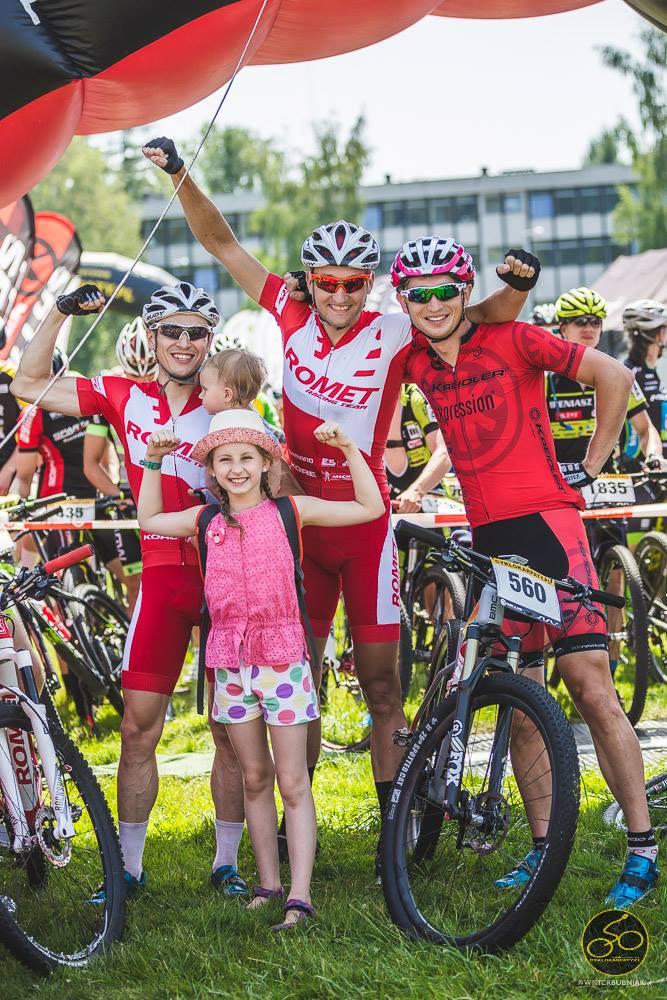 Dominik Grządziel Bartosz Janowski (Romet Racing Team) – Cyklokarpaty, Zakopane