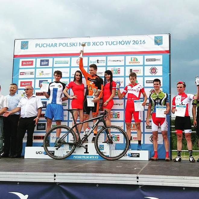 OK Racing Team – Puchar Polski XCO, Tuchów