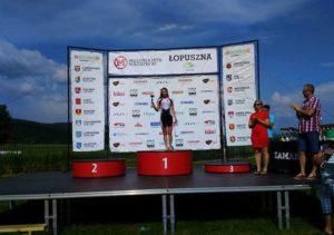 Karolina Cierluk (Mitutoyo AZS Wratislavia) - PP XCM, Mazovia MTB Marathon, Łopuszna