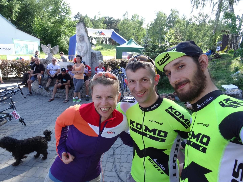 Piotr Truczczyński (Komobike Scott) – MTB Cross Maraton, Piekoszów 2016 3