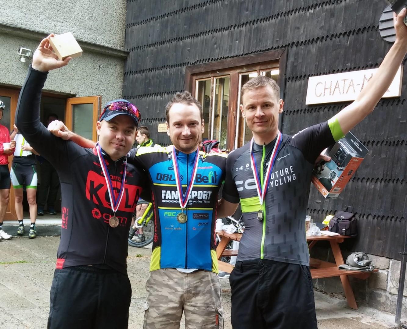 Rafał Nogowczyk (Kreidler Fan-Sport MTB Racing Team) – MTB Ludik Tour 2016, Rožnov pod Radhoštěm