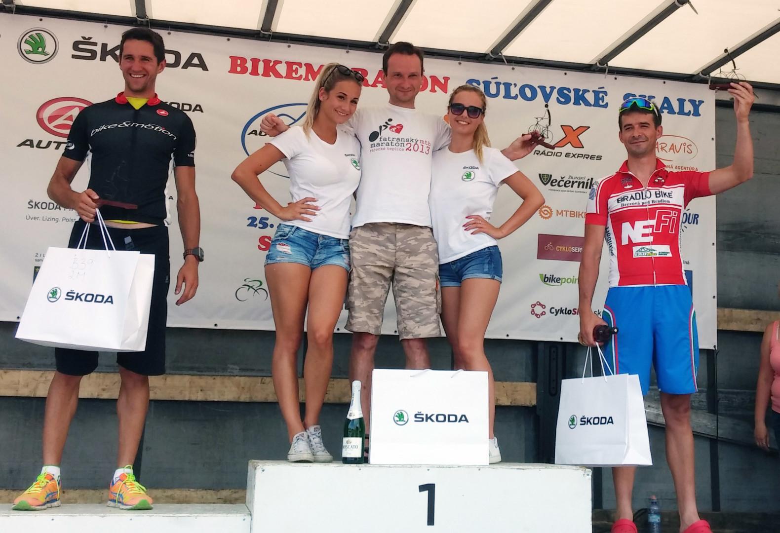 Rafał Nogowczyk (Kreidler Fan-Sport MTB Racing Team) – Author Skoda Bikemaraton, Sulovske Skaly