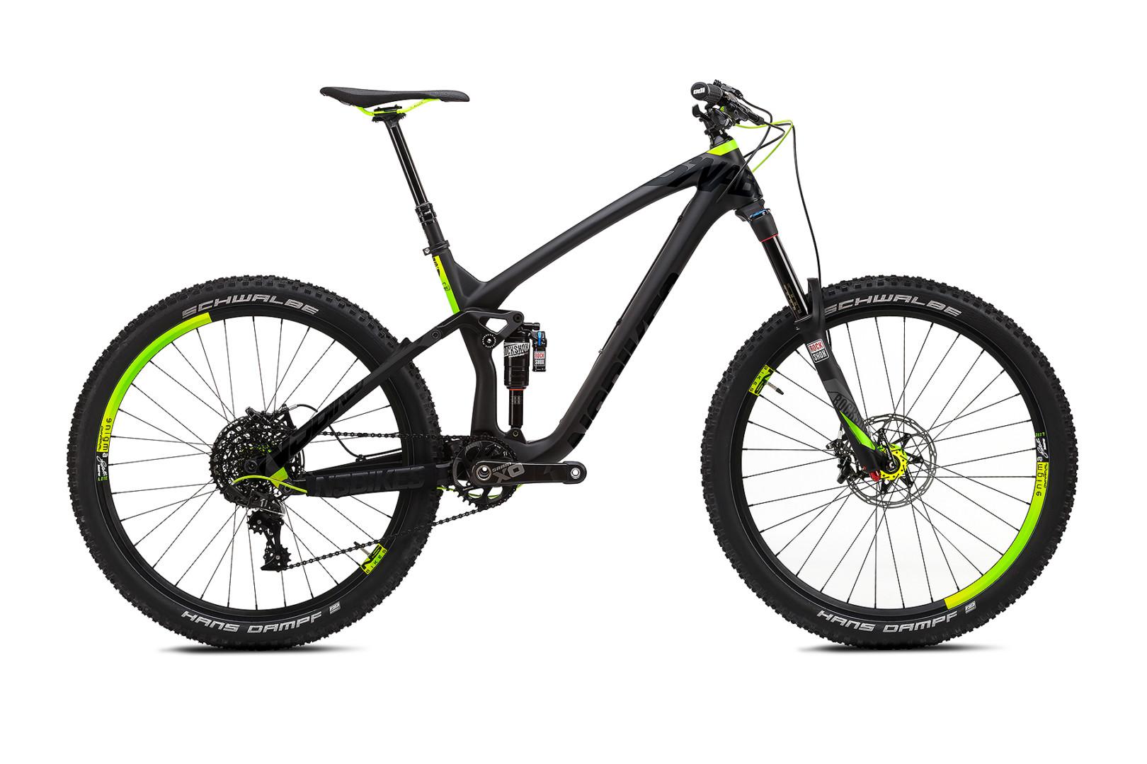 Nadchodzi Snabb E Carbon od NS Bikes