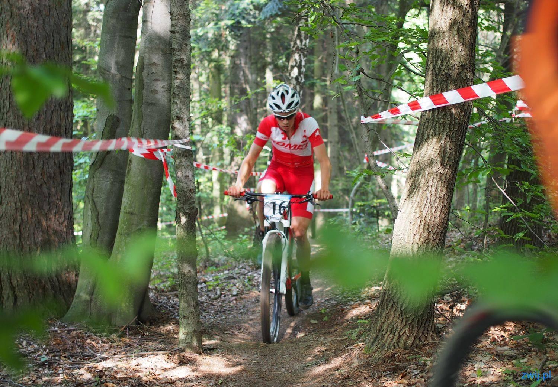 Maciej Jeziorski (Romet Racing Team) – Puchar Polski XCO, Tuchów