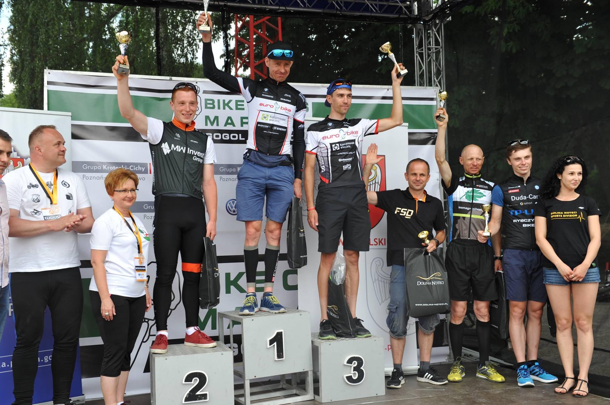 Bartek Kołodziejczyk (Euro Bike Kaczmarek Electric Team) – Bike Cross Maraton Gogol MTB, Wyrzysk