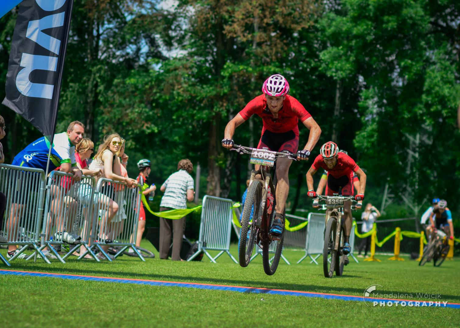 Udany debiut Rybnika w Bike Atelier MTB Maraton