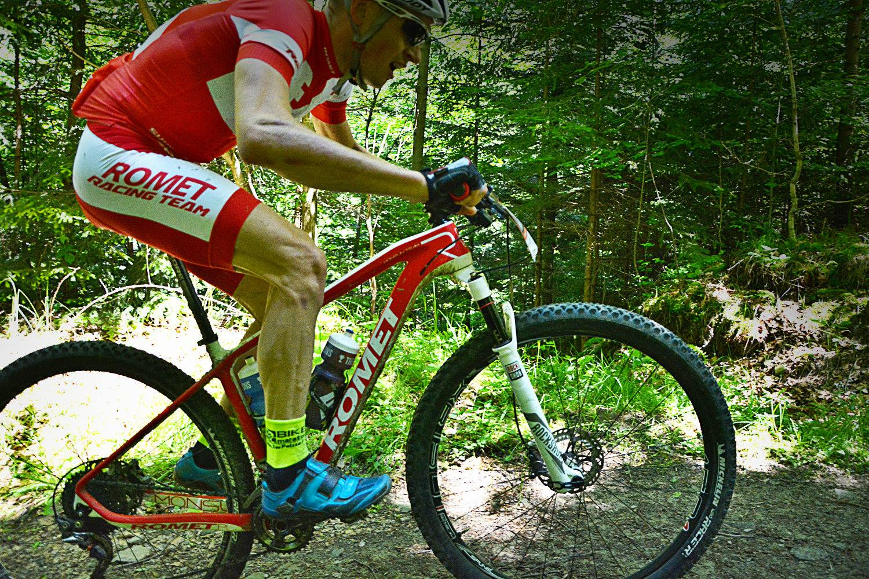 Dominik Grządziel (Romet MTB Team) – Bike Maraton, Wisła