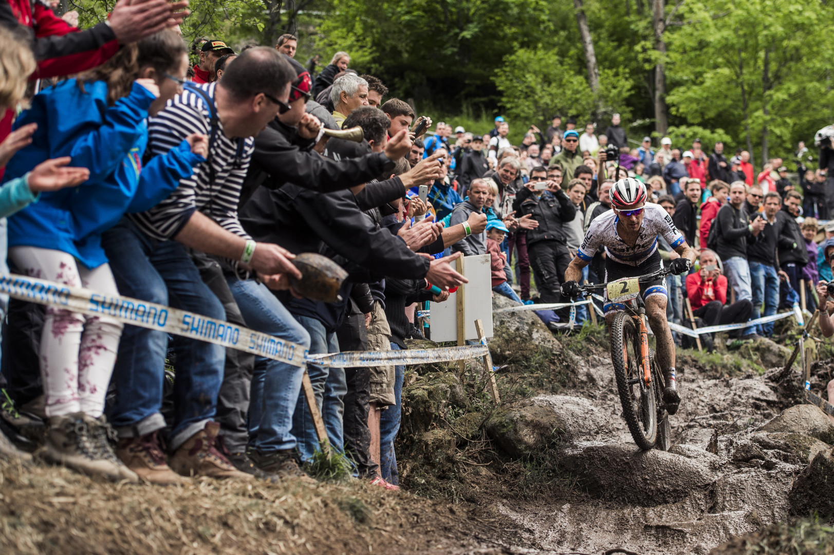 """Julien Absalon (BMC MTB Racing Team): """"Chcę odzyskać koszulkę!!!"""""""