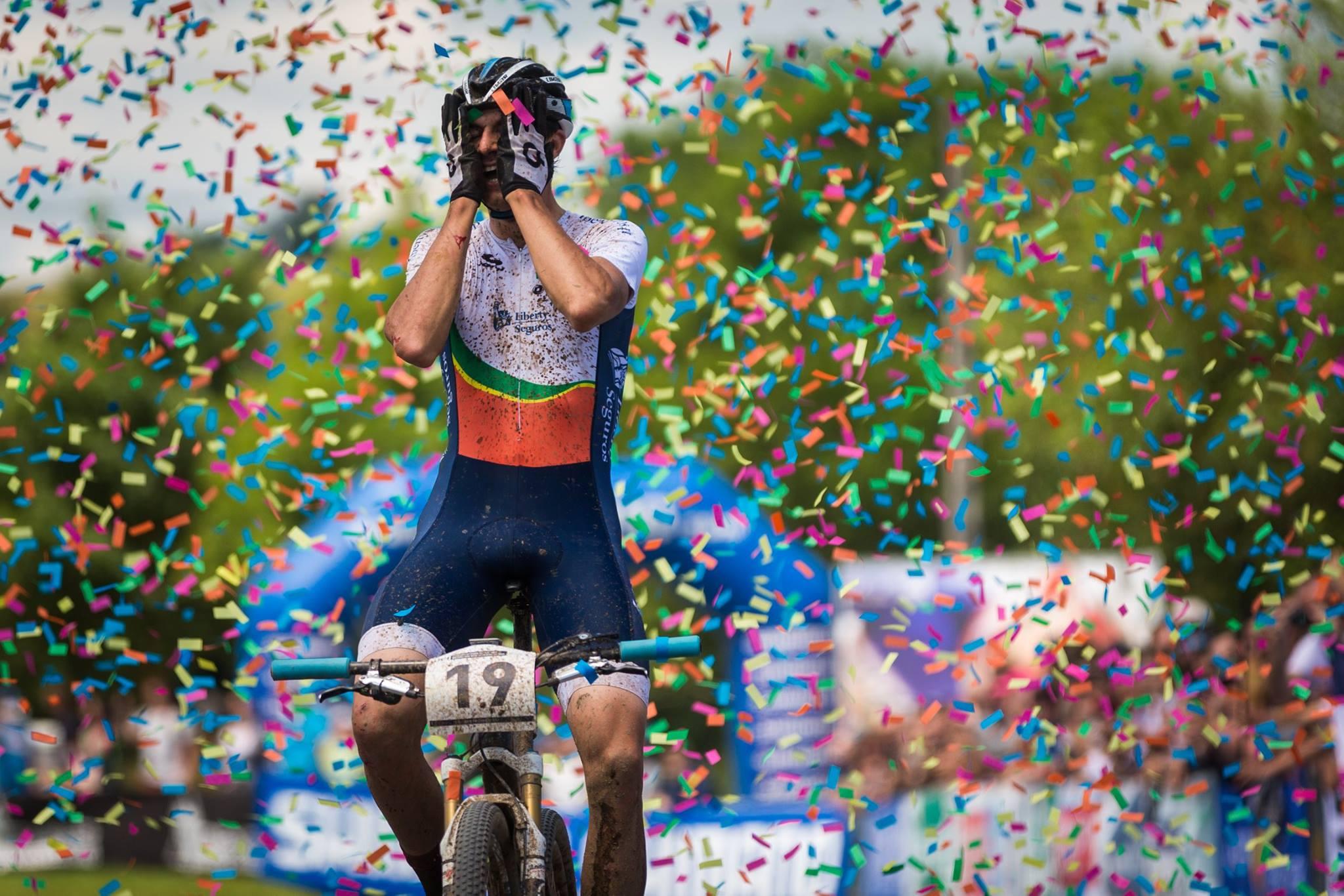 mistrzostwa świata w maratonie mtb tiago ferreira laissac francja 2016