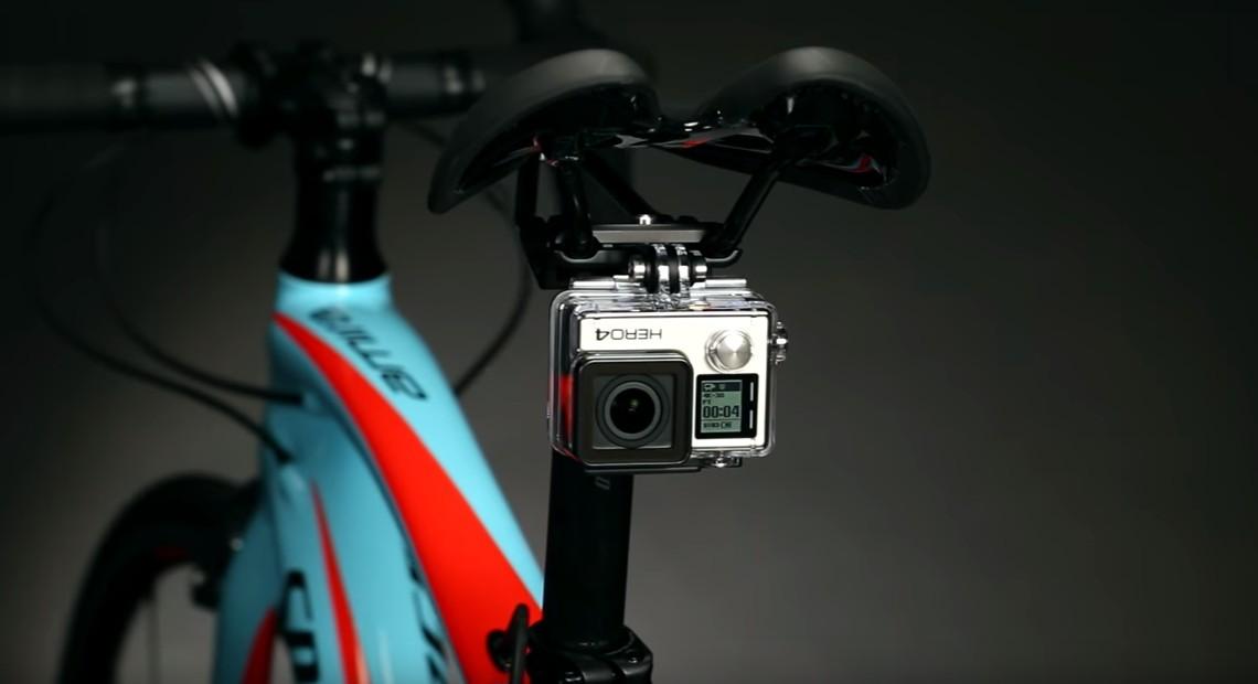 Nowości od GoPro dla kolarzy