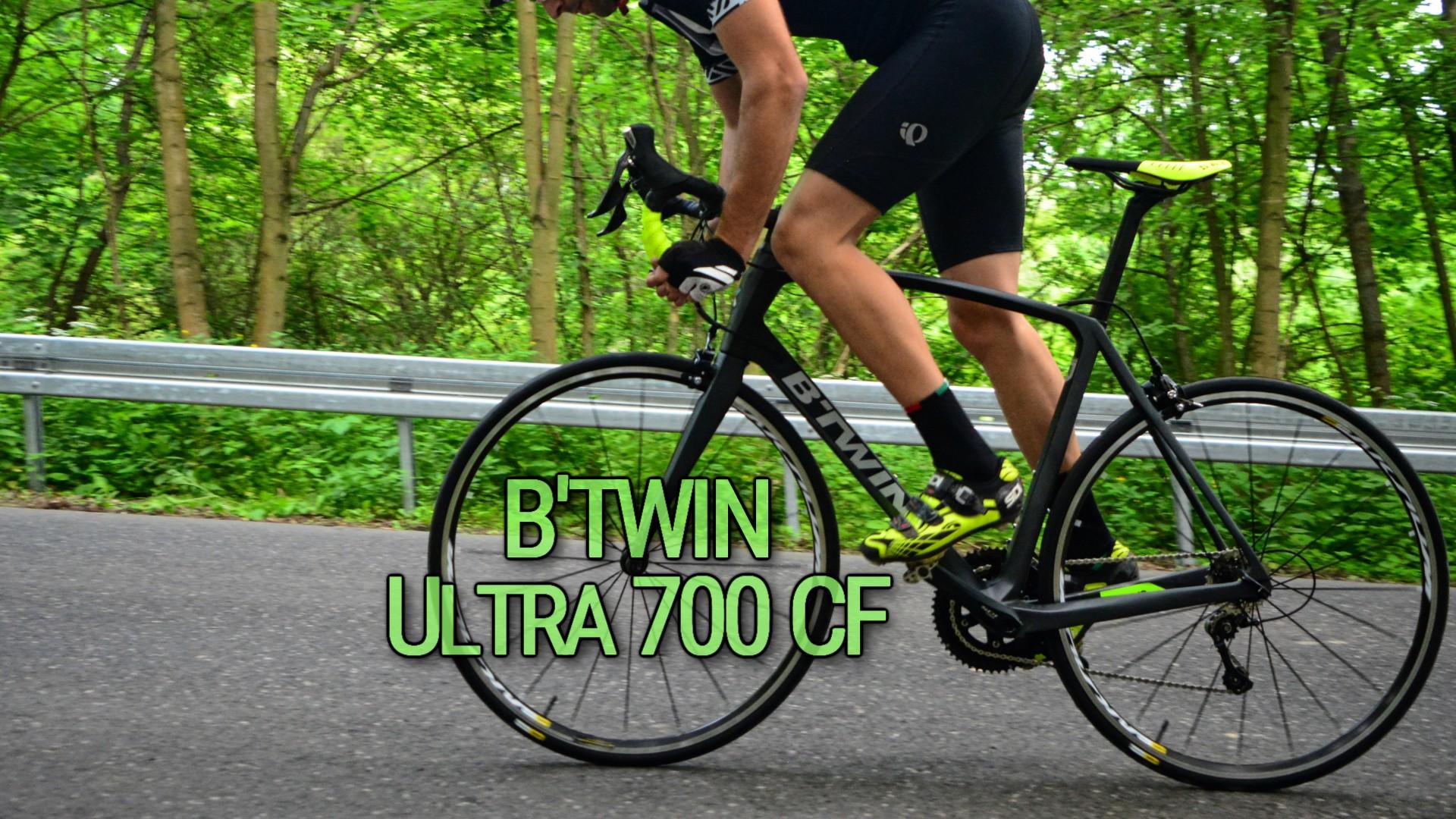 B'twin Ultra 700 CF