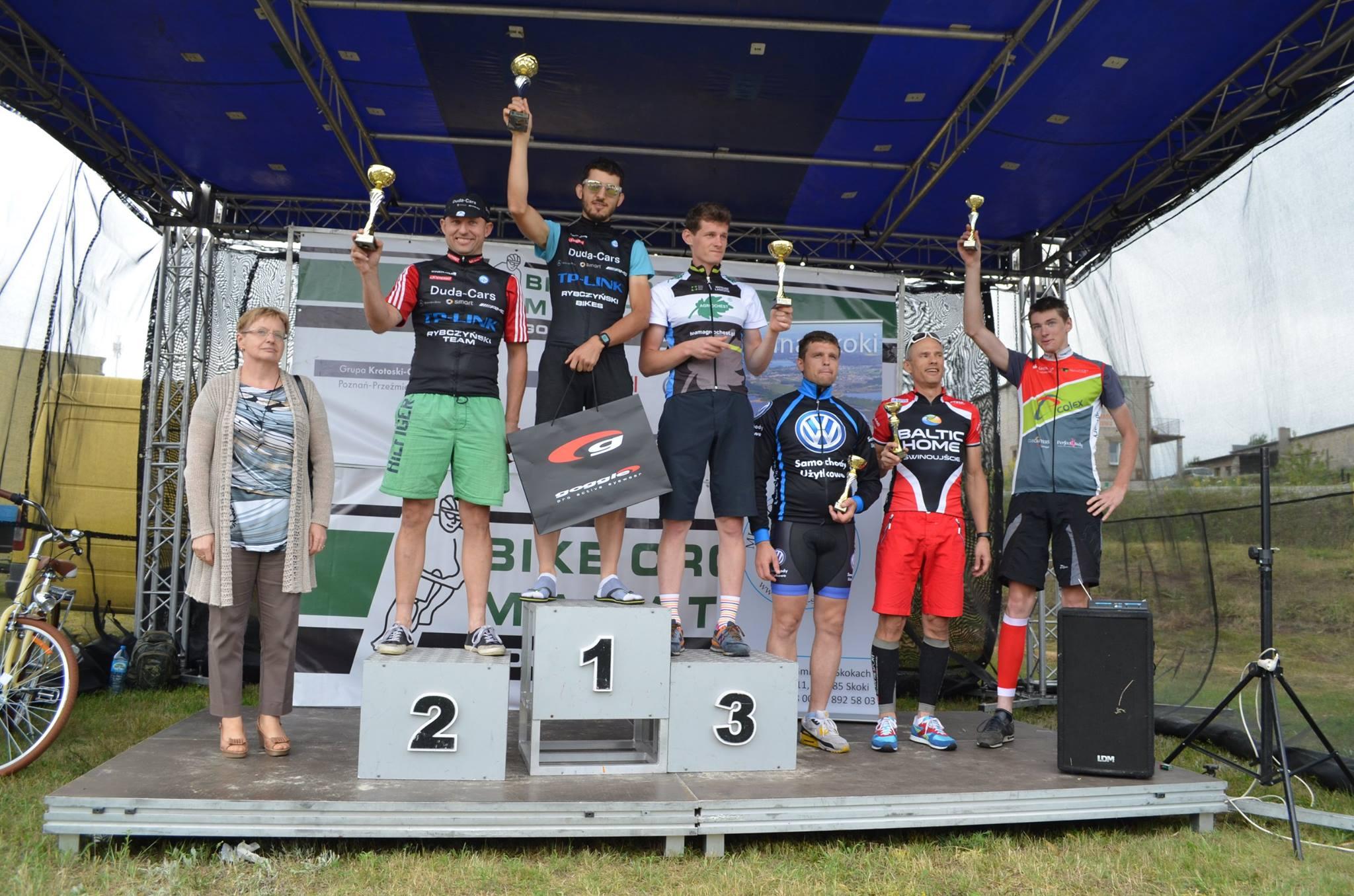 Bartłomiej Oleszczuk (Duda Cars TP-Link Rybczyński Team) – Bike Cross Maraton, Skoki