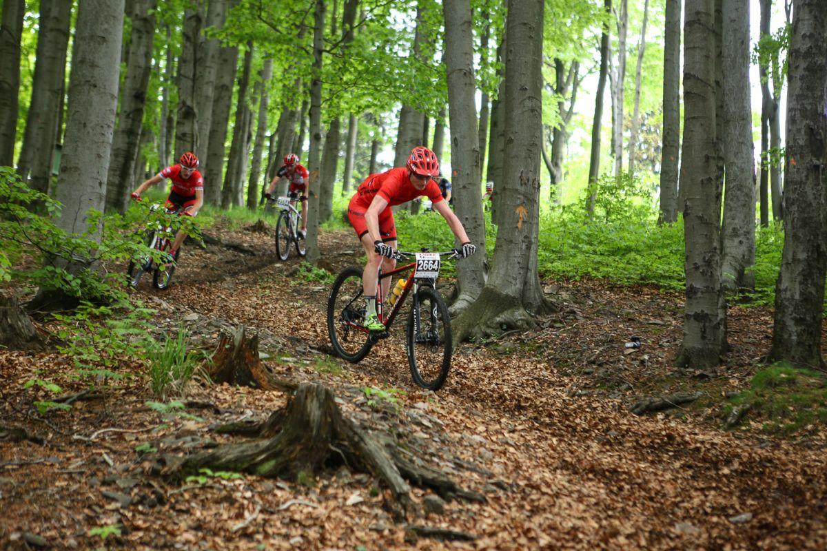 Bike Maraton Wałbrzych. Jedziemy po Złoty Pociąg