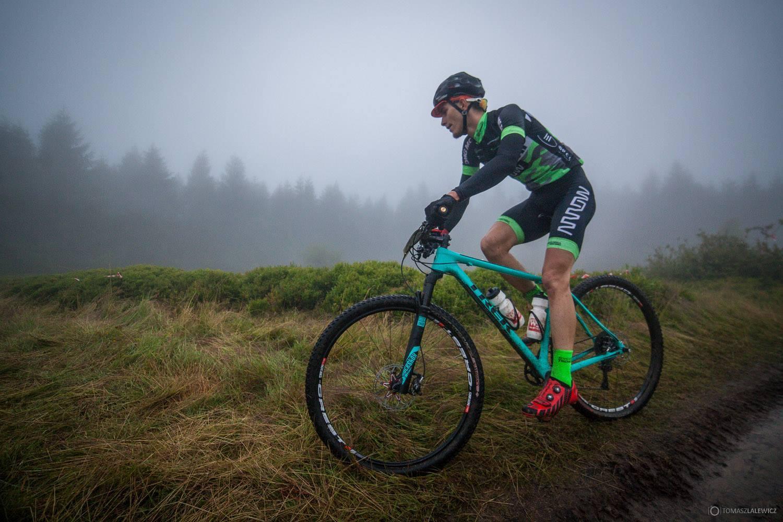 Sebastian Opoka (DMG MORI CYCLOTRENER TEAM) – Dare2b MTB Maraton, Piwniczna-Zdrój