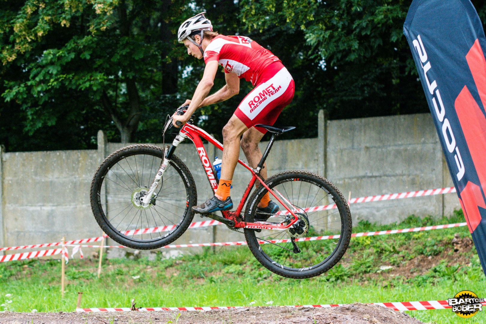 Maciej Jeziorski (Romet MTB Team) – Puchar Polski XCO, Boguszów Gorce