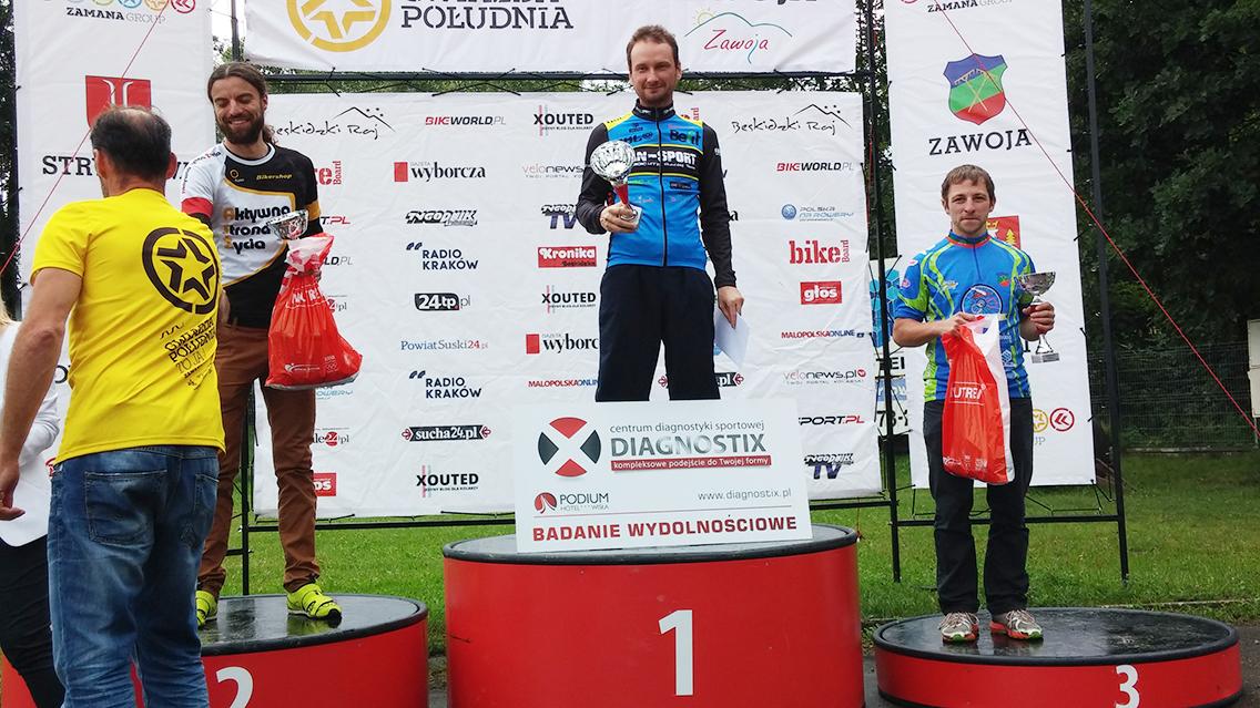 Rafał Nogowczyk (Kreidler FAN-SPORT MTB Racing Team) – Gwiazda Południa
